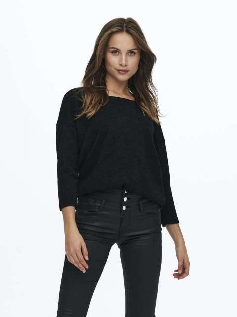 Top Rustico Mujer Only 15177776 ONLALBA 3/4 TOP JRS NOOS