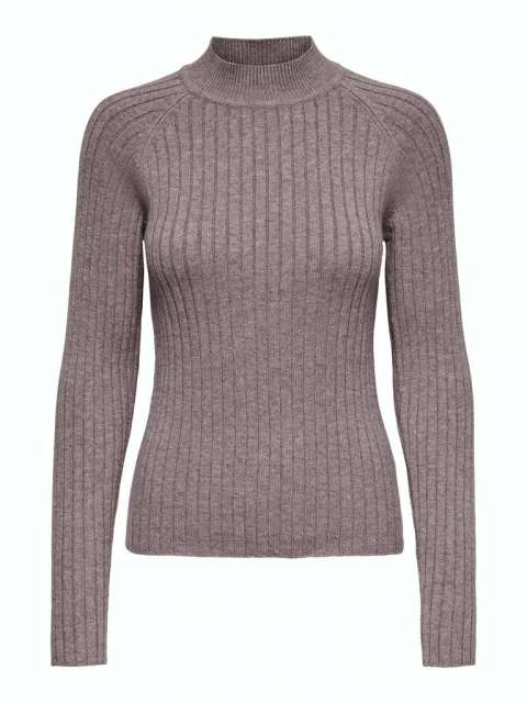 Jersey Canalé Mujer Jacqueline de Yong 15238267 JDYMAGDA L/S RIB PULLOVER KNT