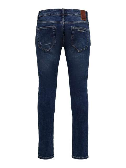 Jeans Chico Only & Sons 22017605 ONSLOOM LIFE SLIM BLUE PK 7605