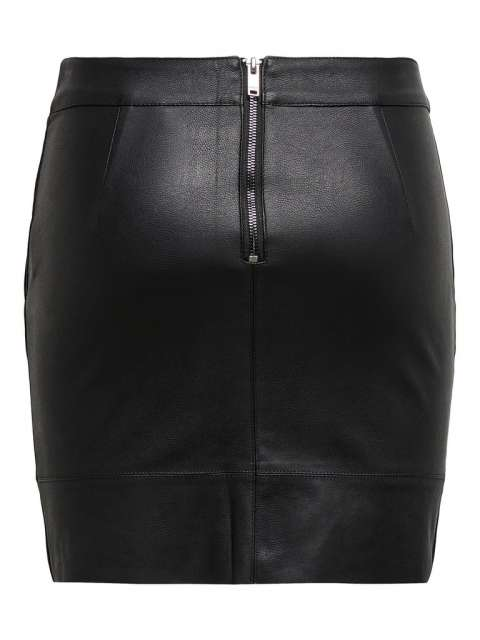 Falda chica only 15164809 ONLBASE FAUX LEATHER SKIRT OTW NOOS