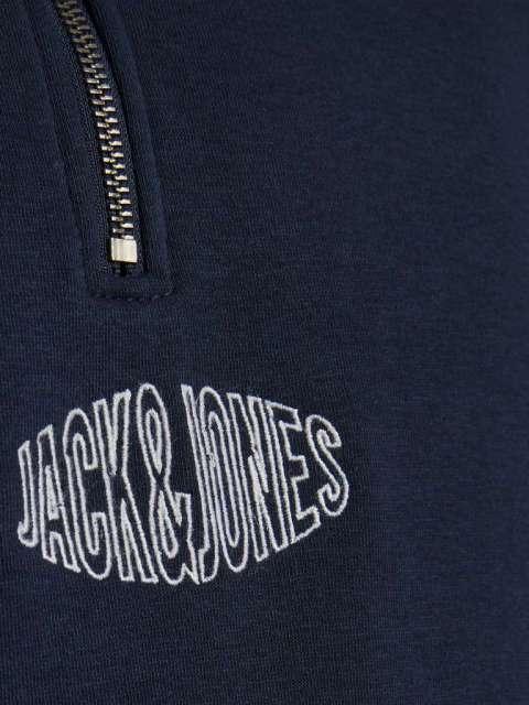 Sudadera Jersey Chico Jack & Jones 12192610 JORWILSSON SWEAT HALF ZIP LTN