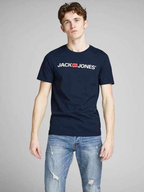Camiseta Chico Jack&Jones 12137126  JJECORP LOGO TEE SS CREW NECK NOOS