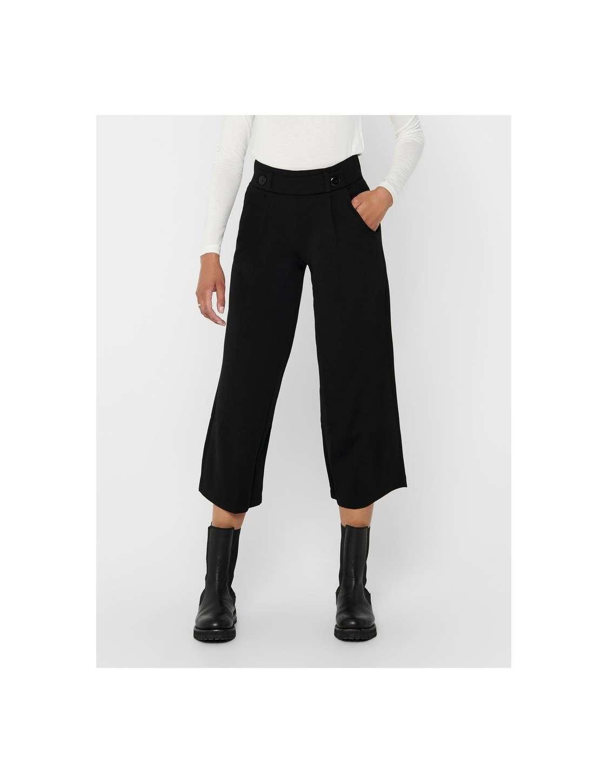 Pantalón culotte de chica 15208417 Jacqueline de Yong JDYGEGGO NEW ANCLE PANTS JRS NOOS