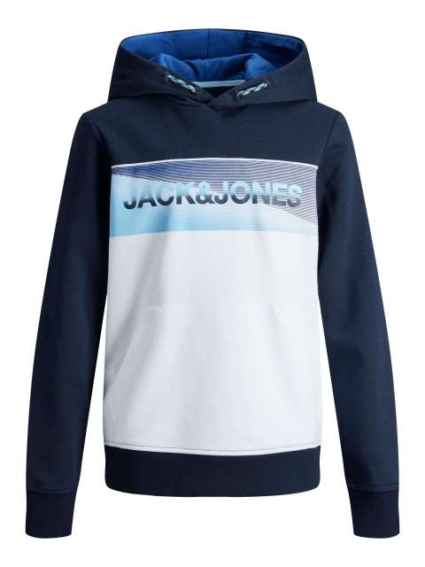 Sudadera niño Jack & Jones 12186362 JCOJENSON SWEAT HOOD JR