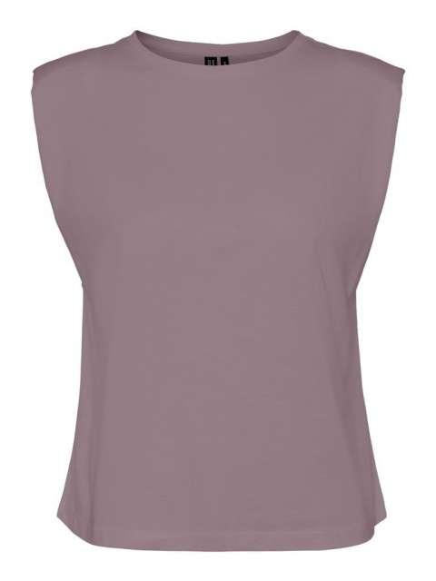 Camiseta chica Vero Moda 10246131 VMEMELY S/L TOP SB5 GA