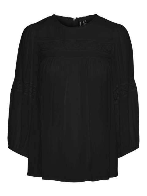 Blusa Mujer Vero Moda 10245218 VMFELI 3/4 TOP WVN