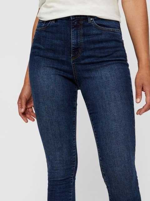 Jeans chica Vero Moda 10193326 VMSOPHIA HW SKINNY JEANS MD BL NOOS