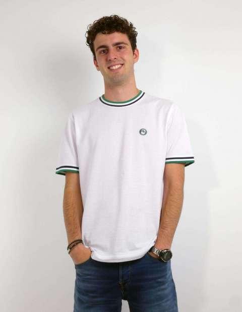 Camiseta Piqué Hombre Gendive 242033801