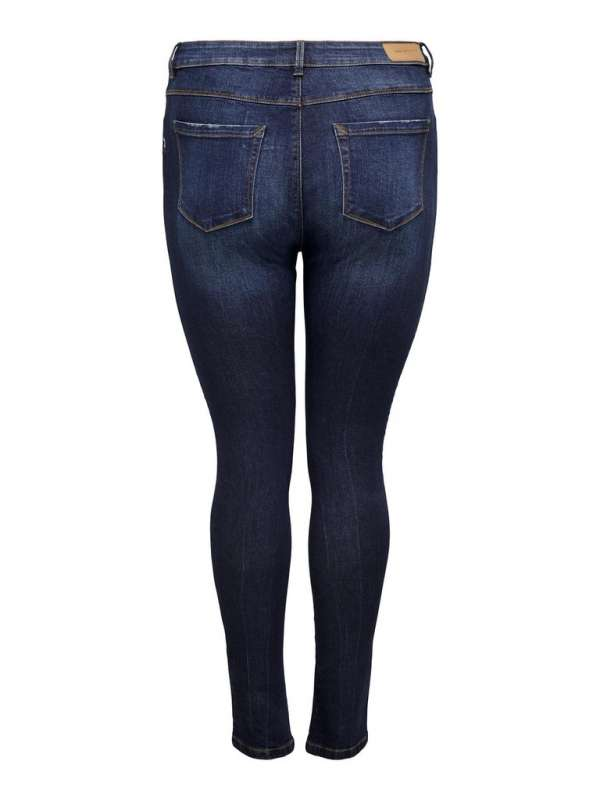 Jeans curve Chica Only Carmakoma 15220003 CARFONA LIFE HW SK JEANS DBD