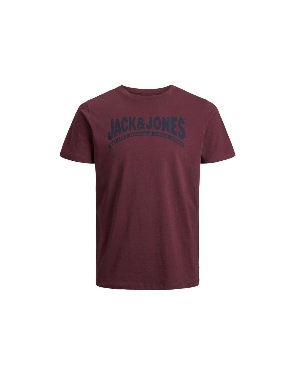 Camiseta chico Jack & Jones 12174764 JJRETRO LOGO TEE SS CREW NECK