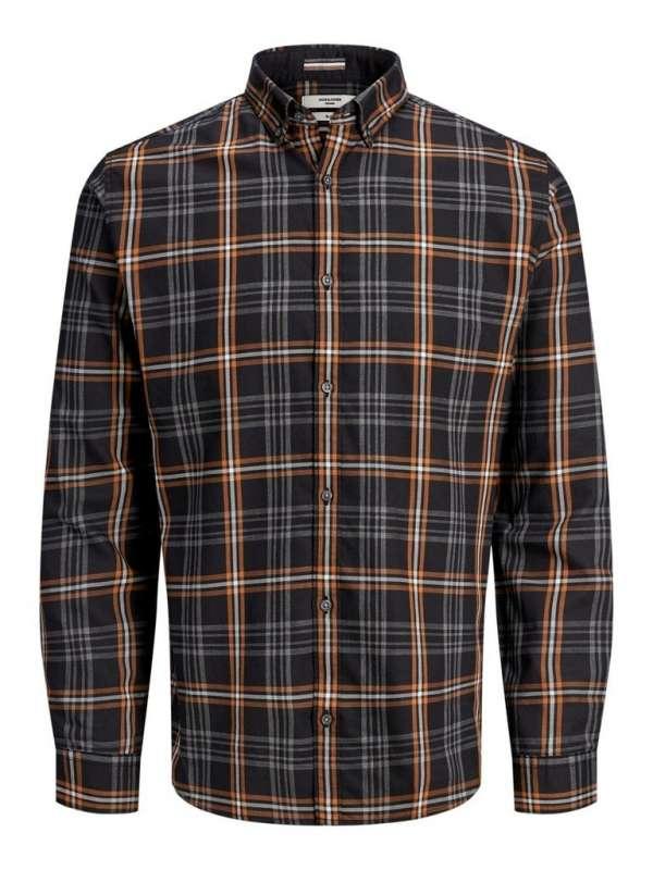 Camisa chico Jack & Jones 12162325 JPRFOCUS CHECK SHIRT L/S