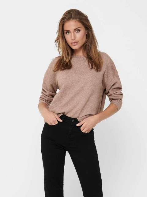 Jersey Punto Mujer Only 15206674 ONLPRIME L/S PULLOVER KNT