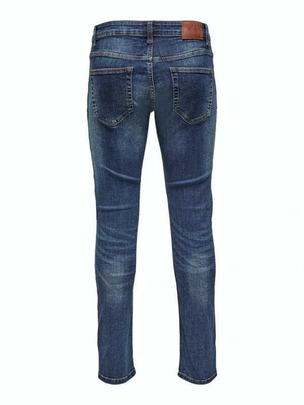 Vaqueros chico Only&Sons 22005076 ONSWEFT LIFE MED BLUE 5076 PK NOOS