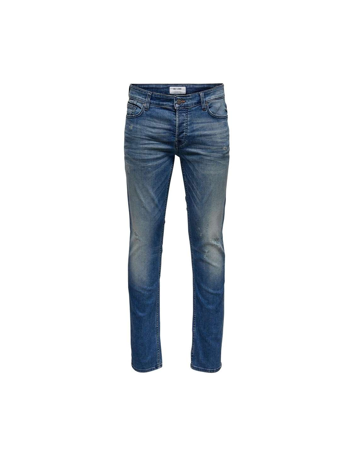 Vaqueros chico Only&Sons 22015284 ONSWEFT REG BLUE ST 5284