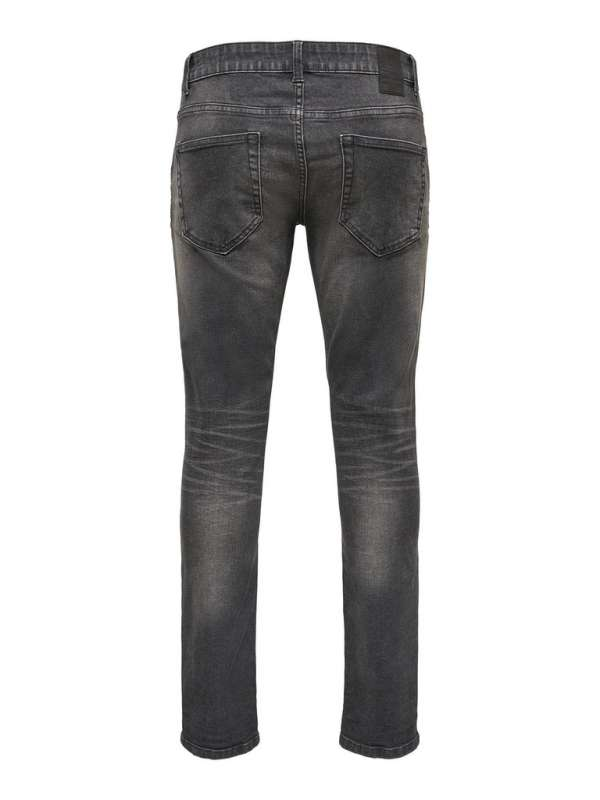 Vaqueros chico Only&Sons 22014381 onsLOOM BLACK WASHED PK 4381