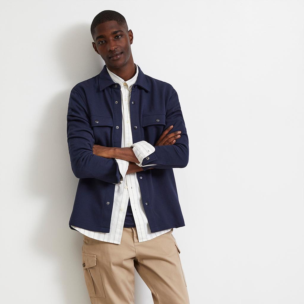 Camisas · Camisetas · Polos